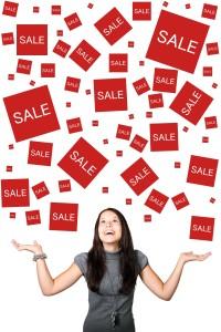 Verkäufe und Kunden